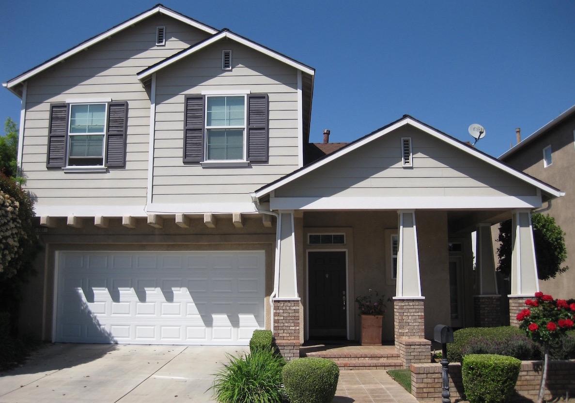 Gated Community Wathen European Home Listing For Sale Clovis CA. 93619