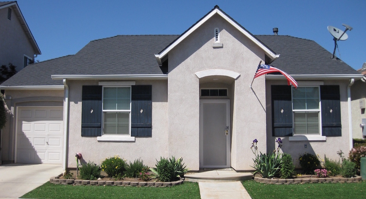 Homes in Clovis
