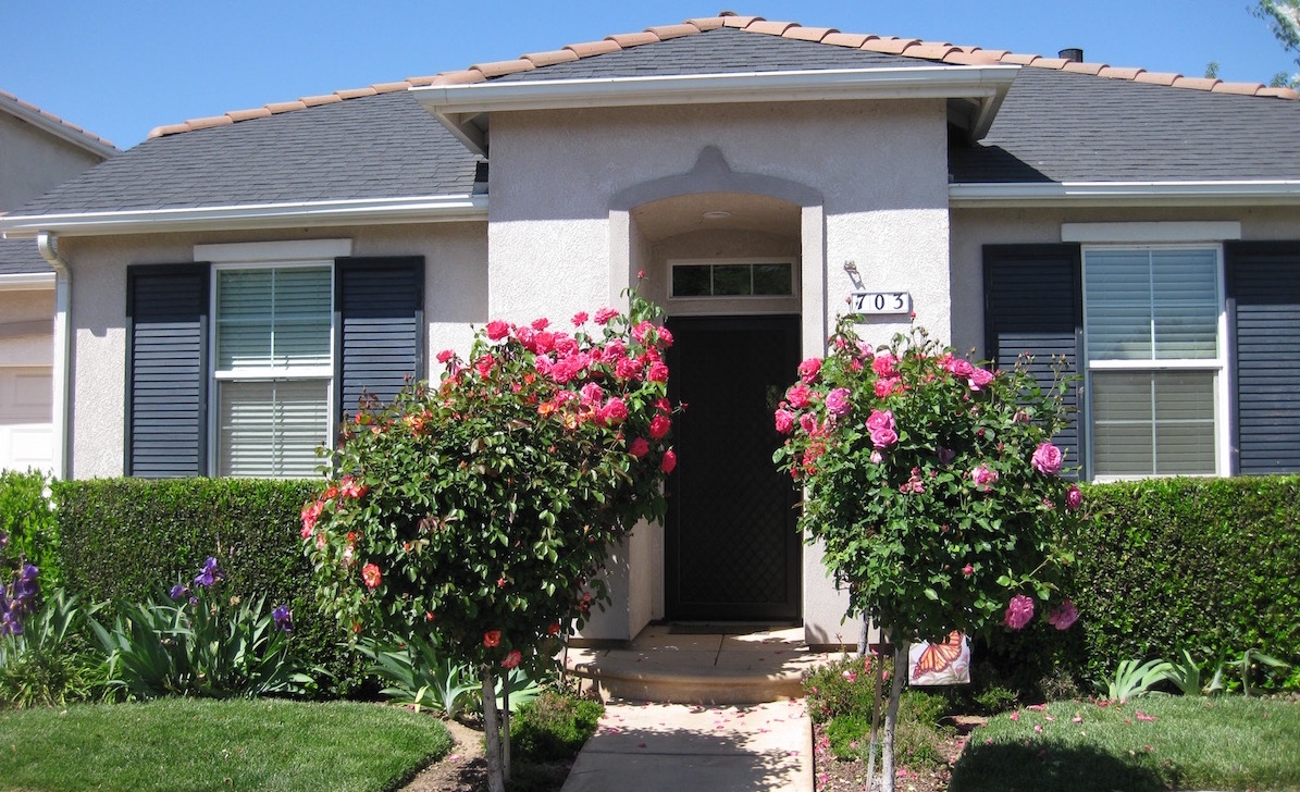 Gated Community Wathen European Home Listing For Sale Clovis CA. 93619