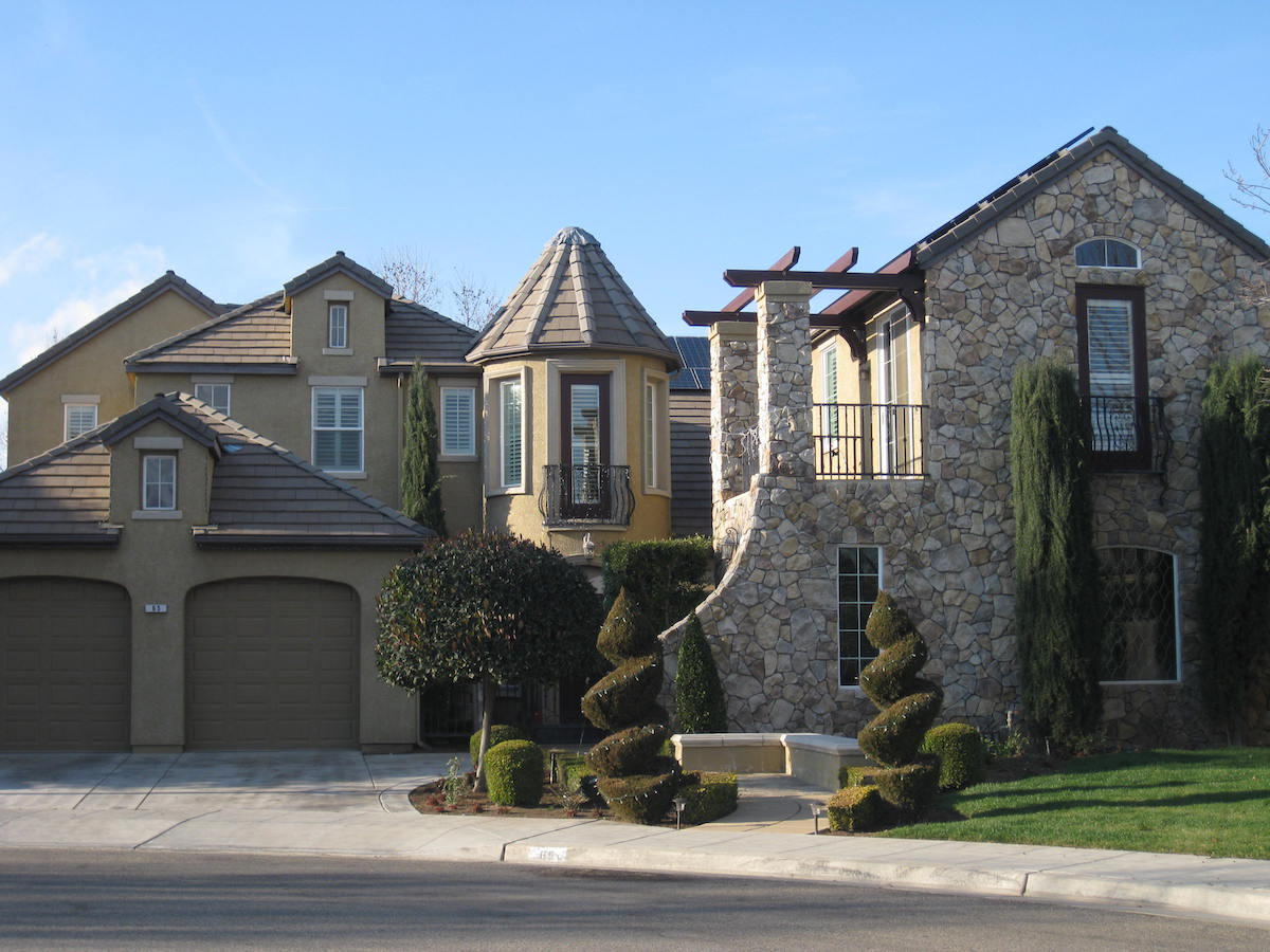 Clovis CA Homes