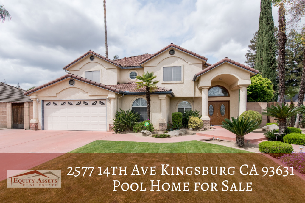 ​Homes for Sale in Kingsburg