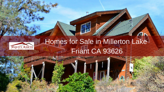 Millerton Lake Homes for Sale