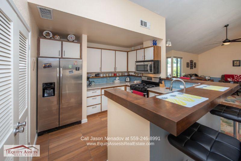 Clovis CA Real Estate Properties