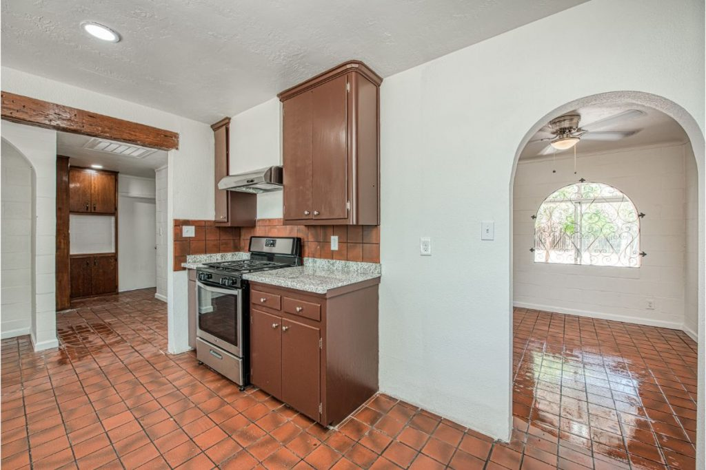 Tower District 4 Bedroom Mid Century Home For Sale Fresno, CA. 93728